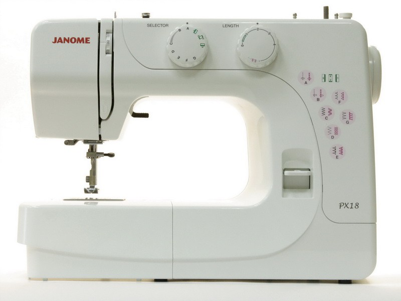 Janome PX 18